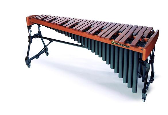 Bergerault Marimba Performer MP43 4.3 octaves, de LA à DO, Padouk
