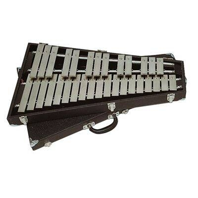 Bergerault Glockenspiel Valise GV 2.5 octaves, FA5 à DO8