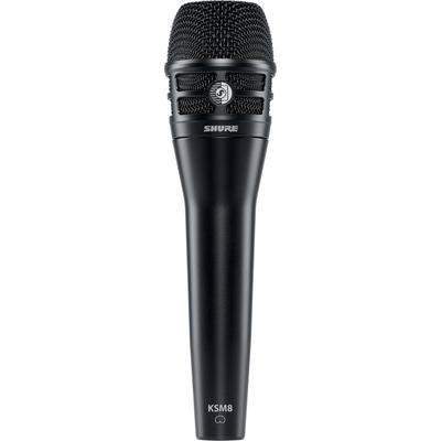 Shure KSM8 Dualdyne microphone dynamic black