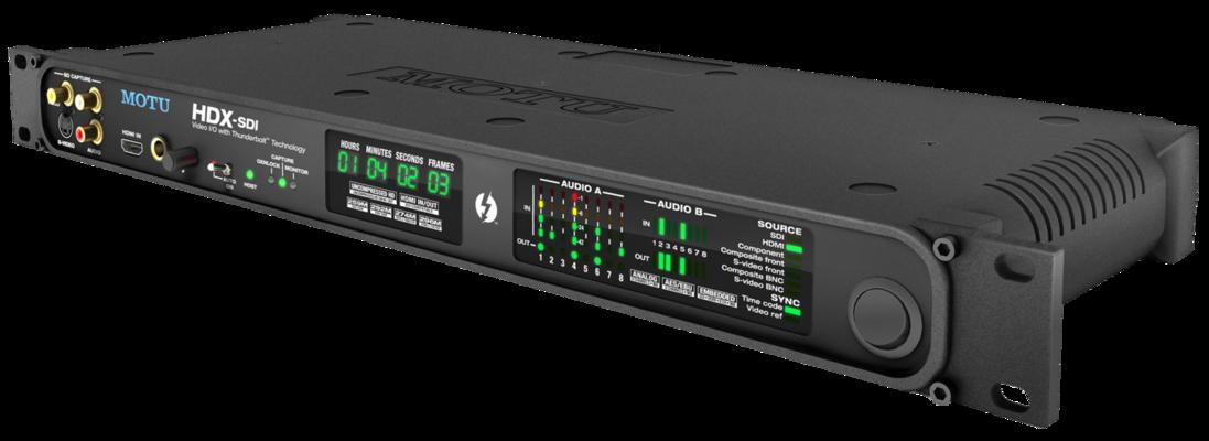 Motu 60HDX-SDI-THUND Interface Video Thunderbolt