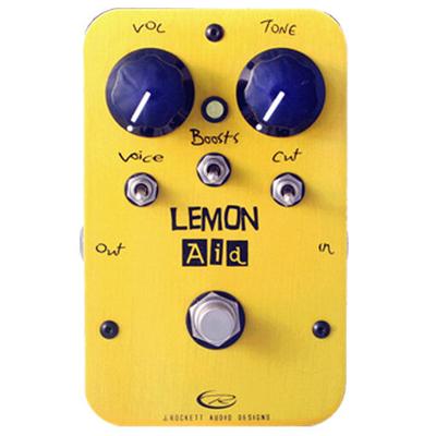 J. Rockett Audio Design lemon aid LEMON AID Booster