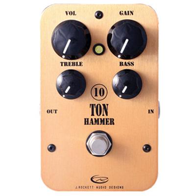J. Rockett Audio Design 10 TON HAMMER 10 TON HAMMER Distortion