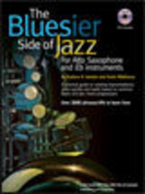 Andrew D. Gordon: The Blues Play-A-Long And Solos Collection For Eb (Alto) Sax – Beginner Series (Book/Online Audio) / Gordon, Andrew D. (Author) / ADG Productions