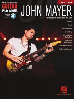 Guitar Play-Along Volume 189: John Mayer (Book/Online Audio) / Mayer, John (Artist) / Hal Leonard