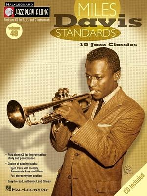 Jazz Play-Along Volume 49: Miles Davis Standards (Book/CD) / Davis, Miles (Artist) / Hal Leonard