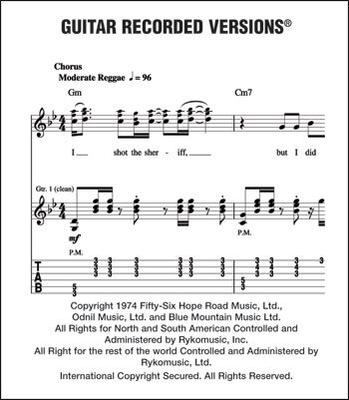 Acoustic Guitar Bible – Guitar Recorded Versions /  / Hal Leonard
