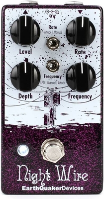 EarthQuaker Devices Night Wire V2 – Wide Range HarmonicTremelo