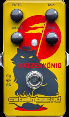 Catalinbread Katzenkönig Fuzz + Disto