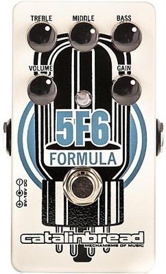 Catalinbread Formula 5F6 Crunch type BASSMAN