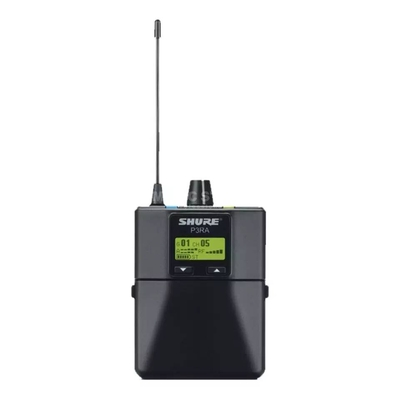 Shure P3RAK3E récepteur de poche pour PSM300