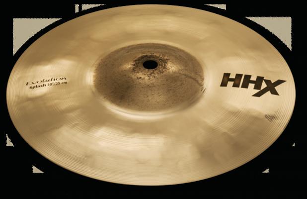 Sabian Evolution Splash HHX 10»