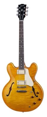 Gibson ES 335 Dot Figured top limited lemon Burst