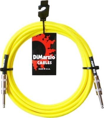 DiMarzio EP1718NY Jaune Droit Coudé 5.5 m