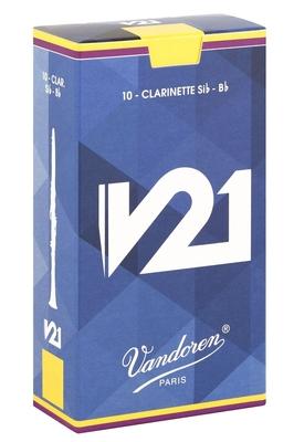 Vandoren V21 Clarinette sib 2.5 Box 10 pc