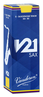 Vandoren V21 Sax tenor Sib 3 Box 5 pc