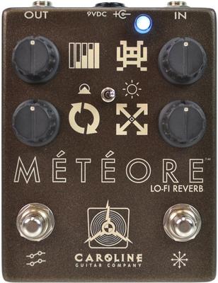 Caroline Guitar Company Meteore