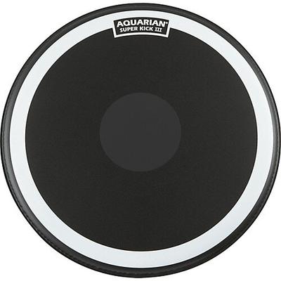 Aquarian SKIII20BK Super Kick III black 20» Bass Drum