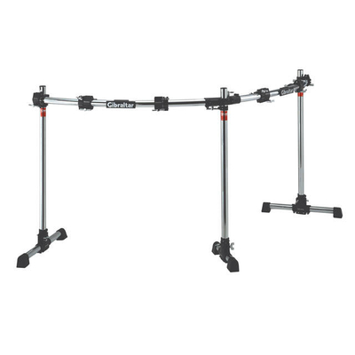 Gibraltar Rack system Road Series Curved Double Rack GRS-850DBL (4 Clamp inclus)