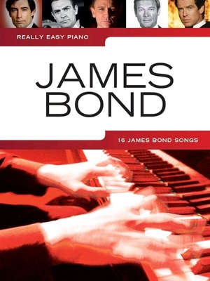 Really Easy Piano: James Bond 16 Classic Theme Songs /  / Wise Publications