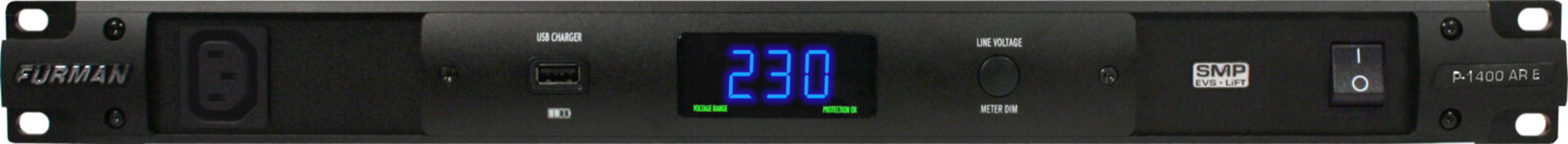 Furmann P-1400 AR E Voltage Regulator / Power Conditioner
