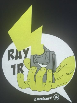 Contest T-Shirt Ray1R taille L