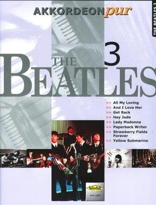 The Beatles 3 / The Beatles / Hans-Günther Kölz / Holzschuh