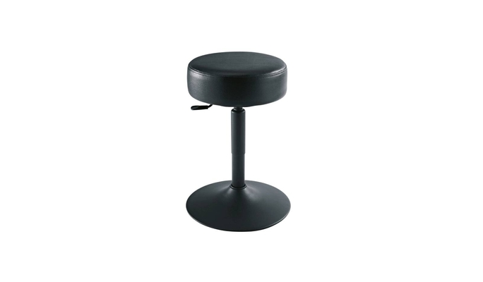 K & M 14092 Piano stool – black
