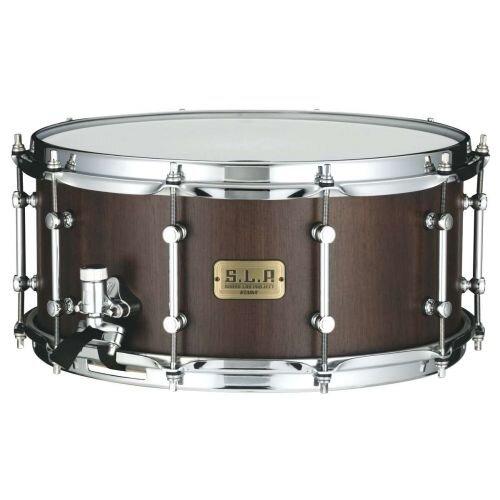Tama LGW1465-MBW S.L.P. snare drum 14» x 6.5» G-Walnut : photo 1