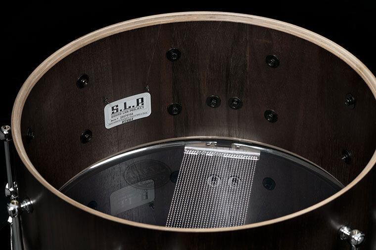 Tama LGW1465-MBW S.L.P. snare drum 14» x 6.5» G-Walnut : photo 3