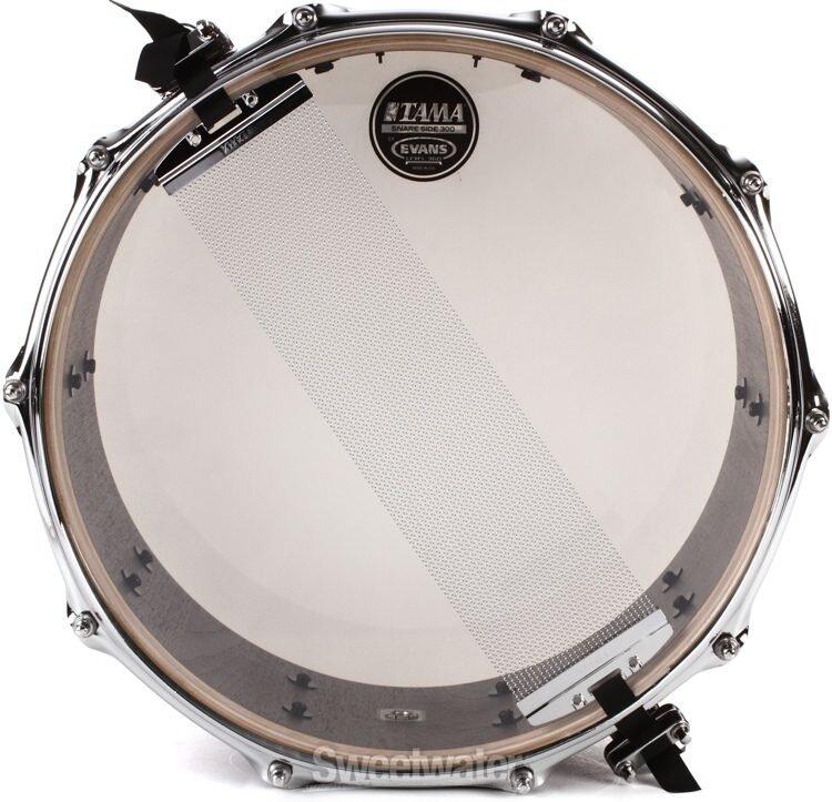 Tama LGW1465-MBW S.L.P. snare drum 14» x 6.5» G-Walnut : photo 4