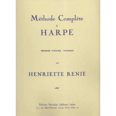 Méthode complète de Harpe volume 1 /  / Leduc