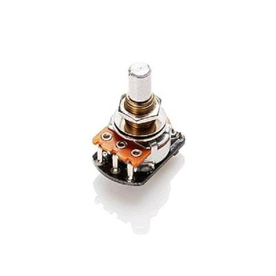 EMG Tone Control, 25k Tone Potentiometer, Solderless, SOlid Short Shaft