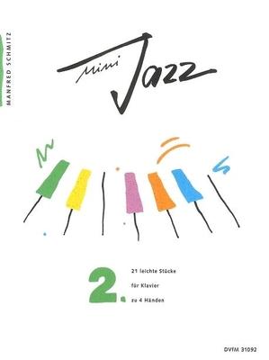 Mini Jazz Vol 2 – 21 leichte Stücke /  / Deutscher Verlag f. Musik