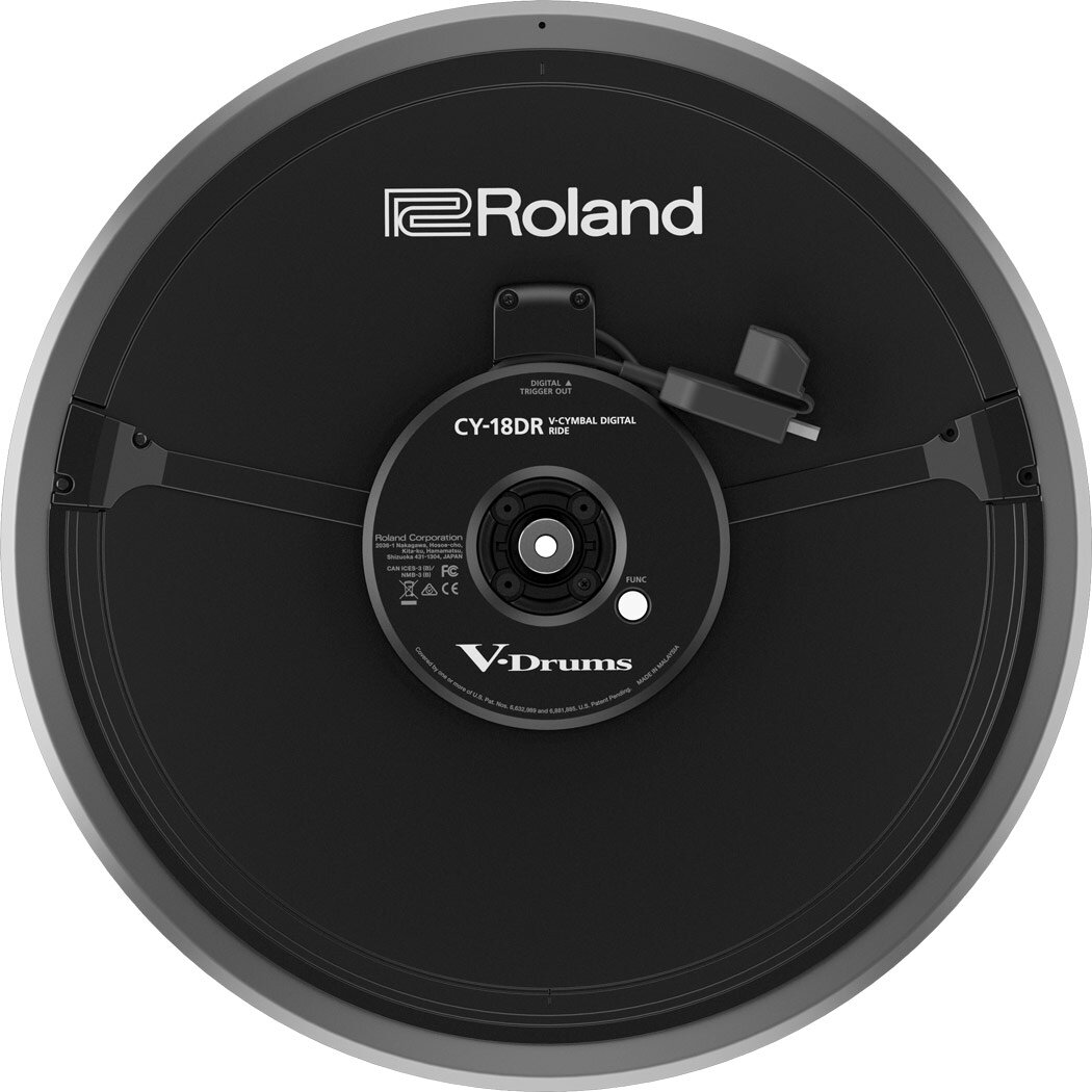 Roland CY-18DR Digital Ride Cymbal for TD-50 : photo 2