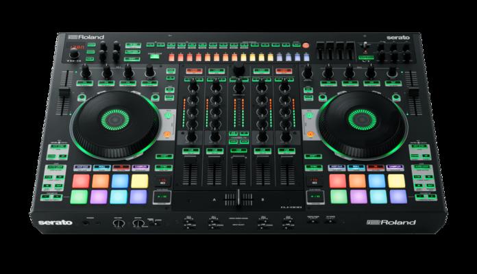 Roland DJ-808 DJ Controller Serato