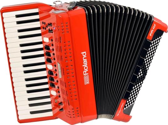Roland FR-4x V-Accordéon Piano Rouge