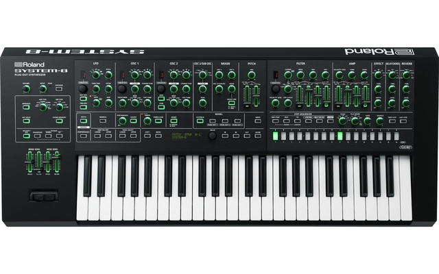 Roland SYSTEM-8 Plug-Out Synthesizer 8voice