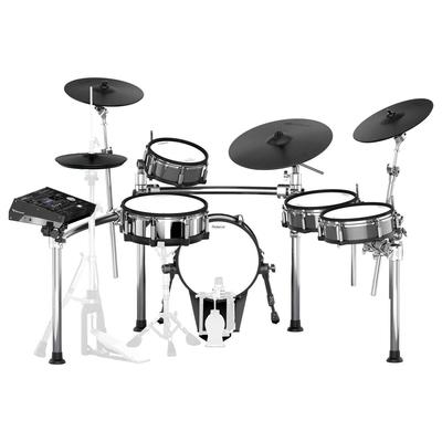 Roland TD-50KV V-Drums full kit with KD-140, TD-50DP Upgrade, MDS-50KV modèle d'expo
