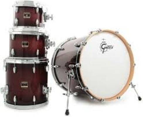 Gretsch Drums Renow Mapke RN2-E8246 Cherry Burst 10»x7» 12»x8» 16»x14» 22»x18»