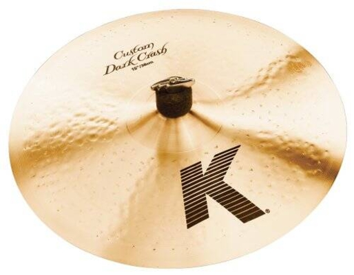 Zildjian K Custom Crash 15′ dark