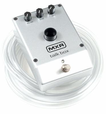 MXR M222 Talk Box Volume Tone and Gain Control