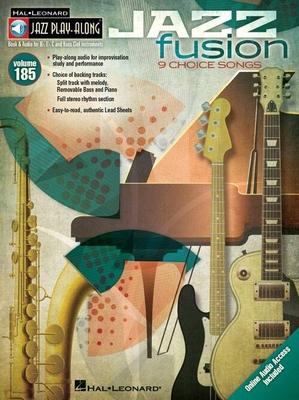 Jazz Play-Along Volume 185: Jazz Fusion (Book/Online Audio) /  / Hal Leonard