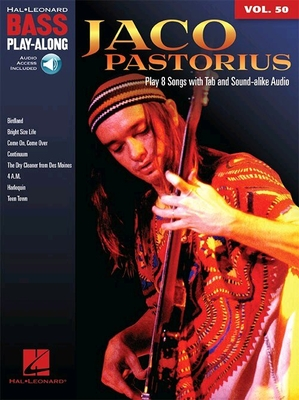 Bass Play-Along Volume 50: Jaco Pastorius (Book/Online Audio) /  / Hal Leonard