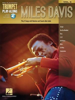 Miles Davis – Trumpet Play-Along Volume 6 /  / Hal Leonard