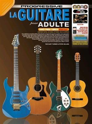 La Guitare Progressive Pour Adulte (Livre/CD/DVD) /  / Koala publications