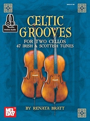 Celtic Groove For 2 Cellos /  / Mel Bay