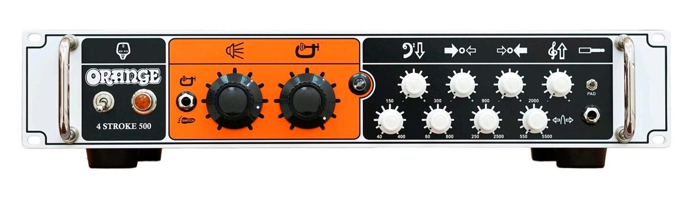 Orange Tête d'ampli Orange 4 Stroke 300 Watts