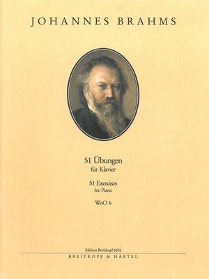 Ubungen(51) / Johannes Brahms / Breitkopf