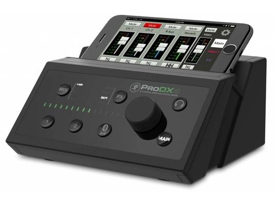 Mackie ProDX4 – mixette digitale 4 canaux