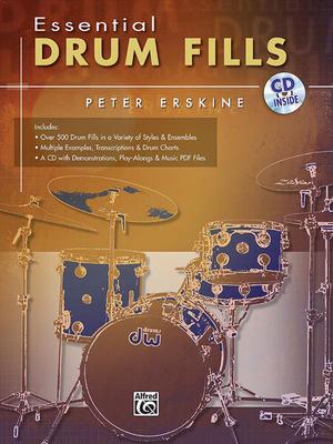 Essential Drum Fills / Peter Erskine / Alfred Publishing